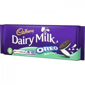 Cadburys Mint Oreo