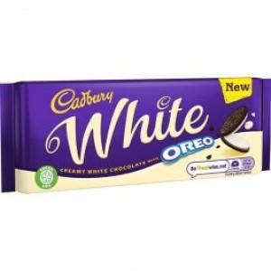 Cadburys White Oreo