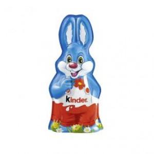 Kinder Milk Chocolate Bunny