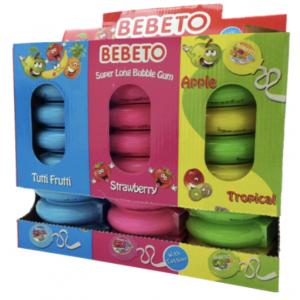 Bebeto Super Long Bubblegum