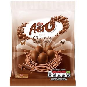Nestle Aero Chocolate Mini Egg
