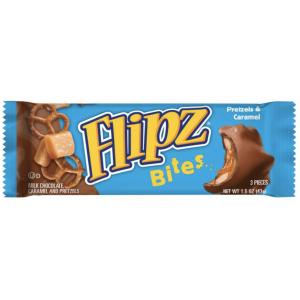 Flipz Pretzel Bites Bar