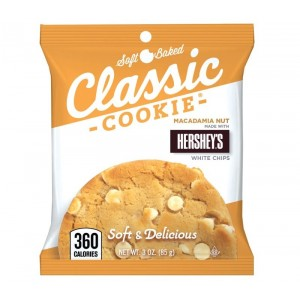 Macadamia Nut with Hersheys White Chips Cookie