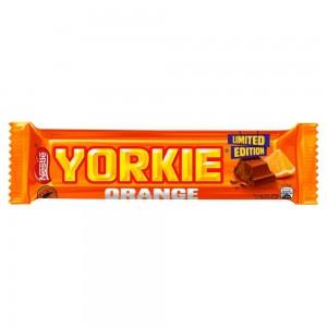 Yorkie Orange Milk Chocolate Bar