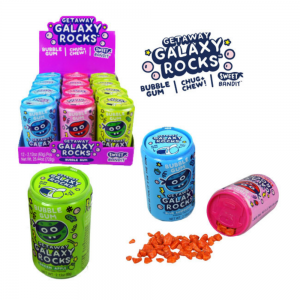 Sweet Bandit Galaxy Rocks Bubblegum