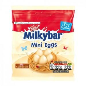 Milkybar White Chocolate Mini Eggs