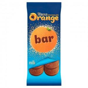 Terry's Chocolate Orange Sharing Bar