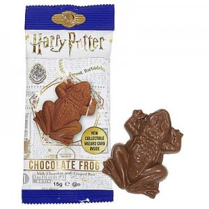 Harry Potter Milk Chocolate Frogs