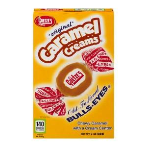 Goetze's Caramel Creams Theatre Box 85 Gram