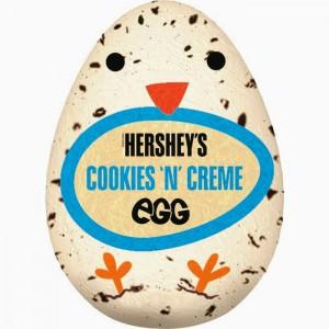 Hershey's Cookies N Creme Egg