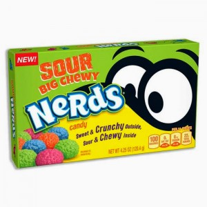 Nerds Theatre Sour Big Chewy Candy