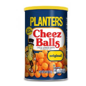 Planters Cheez Balls Original 78 Gram Box