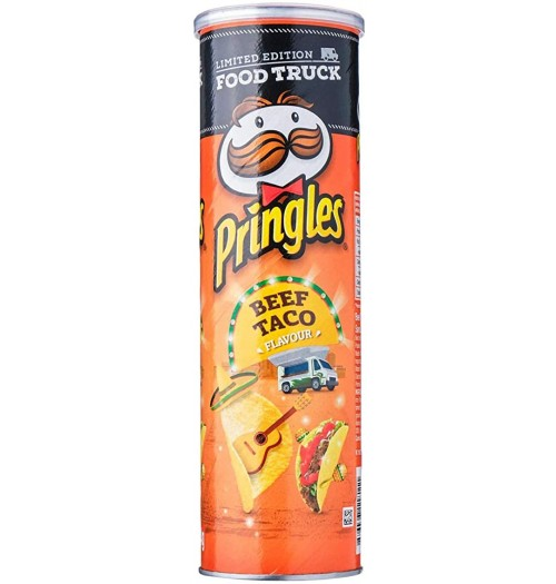 Pringles Beef Taco 134g