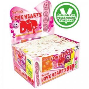 Swizzels Love Heart Dip