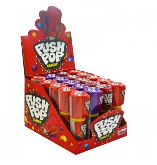 Bazooka Push Pop Candy