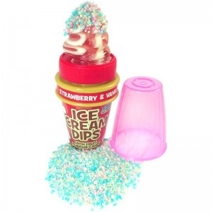 Crazy Candy Factory Ice Cream Dips