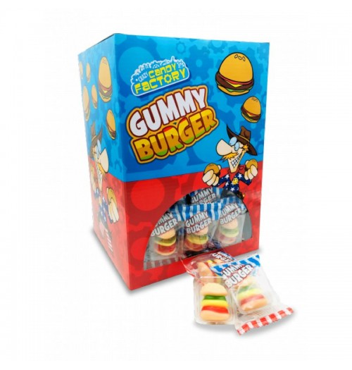 Crazy Candy Factory Mini Gummy