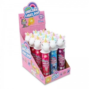 Crazy Candy Factory Unicorn Light Pop