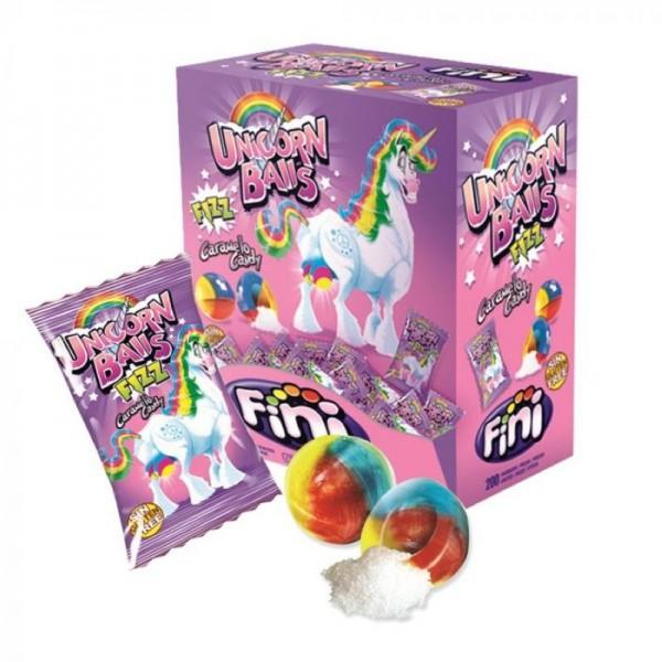 Fini's Crazy Bubblegum Selection