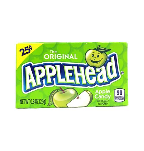 The Orginal Applehead Candy
