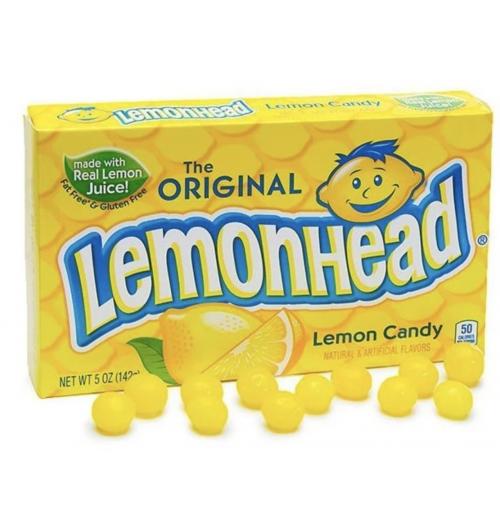 The Orginal Lemonhead Candy