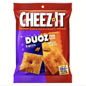 Cheez-It Duos Bacon And Cheddar
