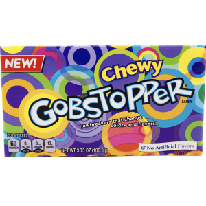 Chewy Gobstoppers Theatre Box