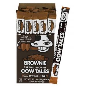 Caramel Brownie Cow Tales Stick