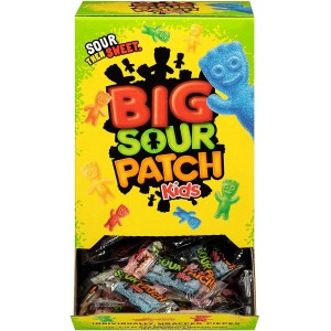 Sour Patch Kids Individual Wrapped