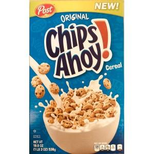 Original Chips Ahoy Cereal