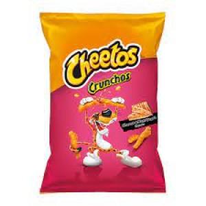 Cheetos Crunchos Cheese & Ham Toast