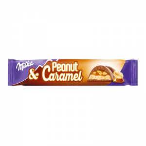 Milka Peanut & Caramel Bar