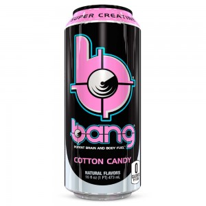 Bang Energy Drink Cotton Candy
