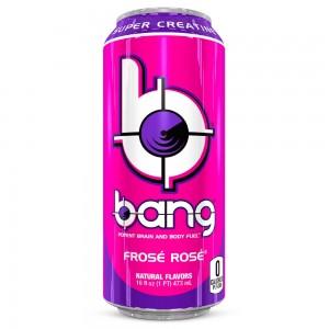 Bang Energy Drink Frose Rose