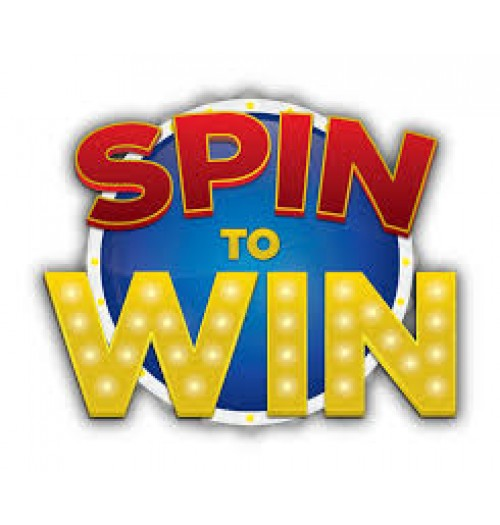 Live Spin to Win Premium