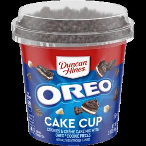 Oreo Cookies & Creme Cake Cup 68 Gram