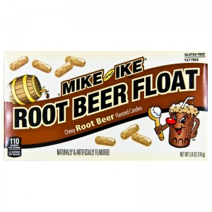 Mike & Ike Root Beer Float Theatre Box