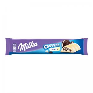 Milka Oreo White Bar