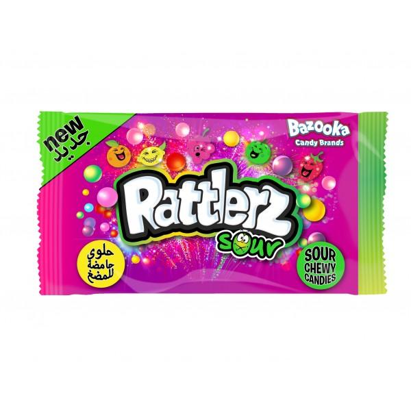Rattlerz Sour Chewy Candies