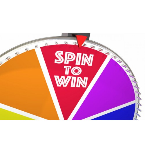 Live Spin to Win