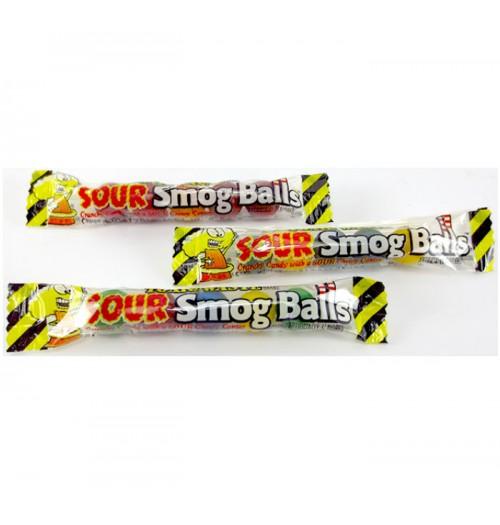 Toxic Waste Smog Balls Shooters