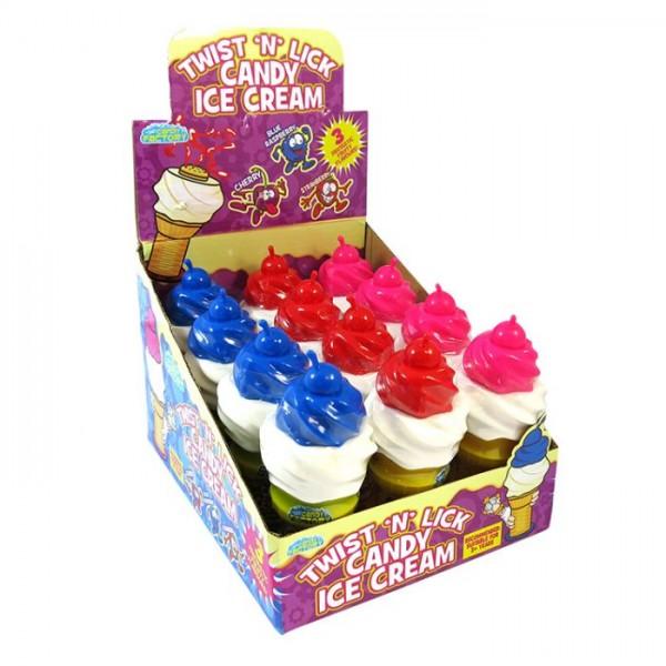 Twist N Lick Candy Ice Cream