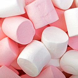 Pink and White Marshmallows (GF, DF)