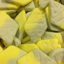 Bubs Sour Foam Romb Tutti Frutti         (VT, VG)