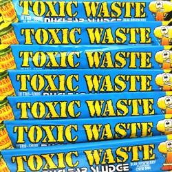 Toxic Waste Blue Raspberry Chew Bar