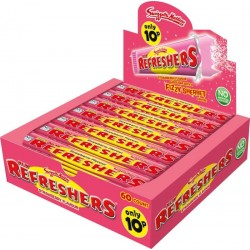 Refresher Strawberry Chew Bar          (VT, VG, GF)