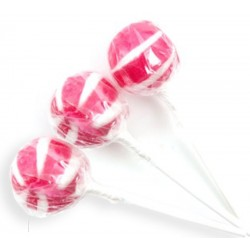 Traffic Light Lollipops       (VT, GF, GLF)