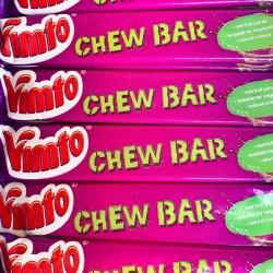 Swizzels Vimto Chew Bars          (VT, VG, GF)
