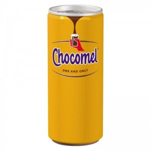 Chocomel Chocolate Flavoured Milk Drink Can