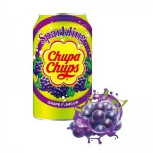 Chupa Chups Sparkling Grape Flavour Soft Drink